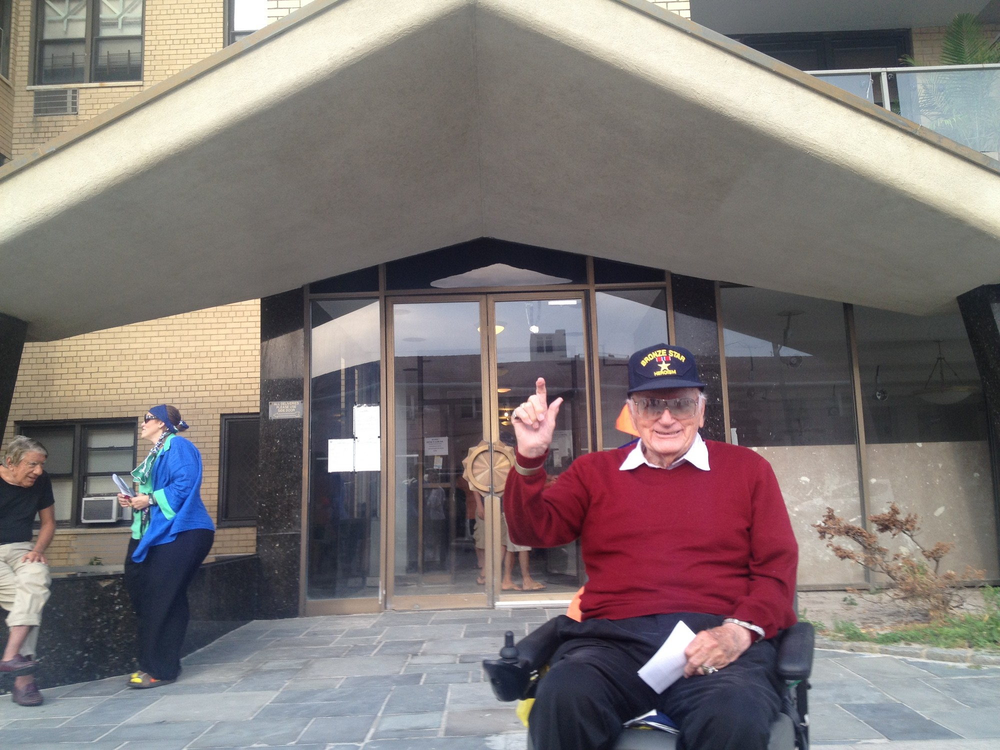 Resident Jimmy Norton, 91, said that the faulty elevators have affected his quality of life.