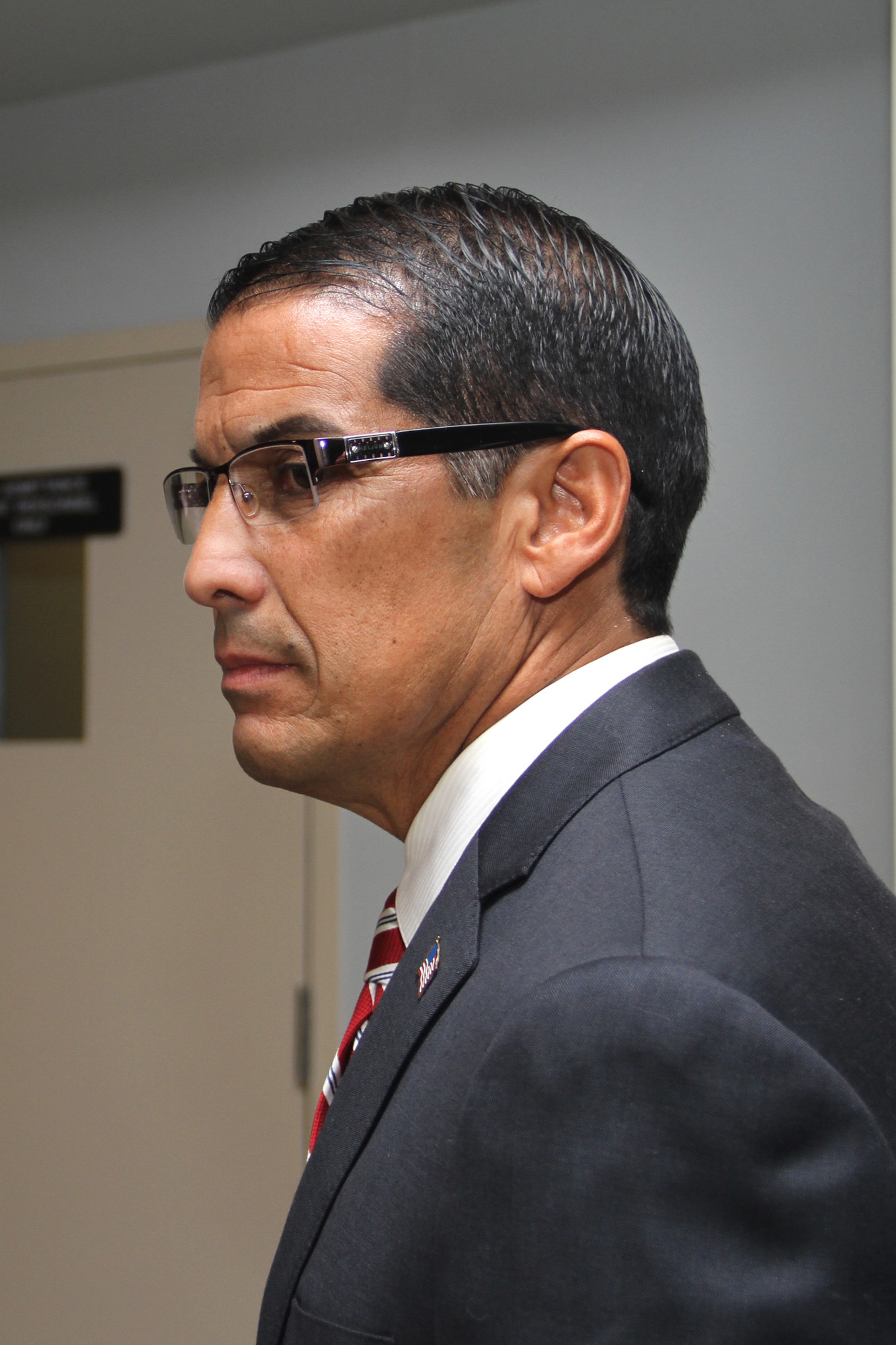Mark Bonilla, the town clerk, was asked to vacate his office because he was convicted of a crime that involved a violation of his oath of office on July 25, officials said.