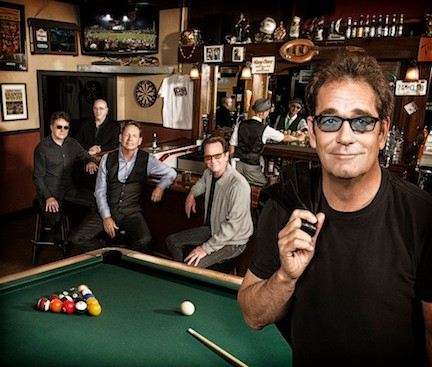 Huey Lewis and the News brings their Sports 30th Anniversary Tour to Eisenhower Park on Saturday.