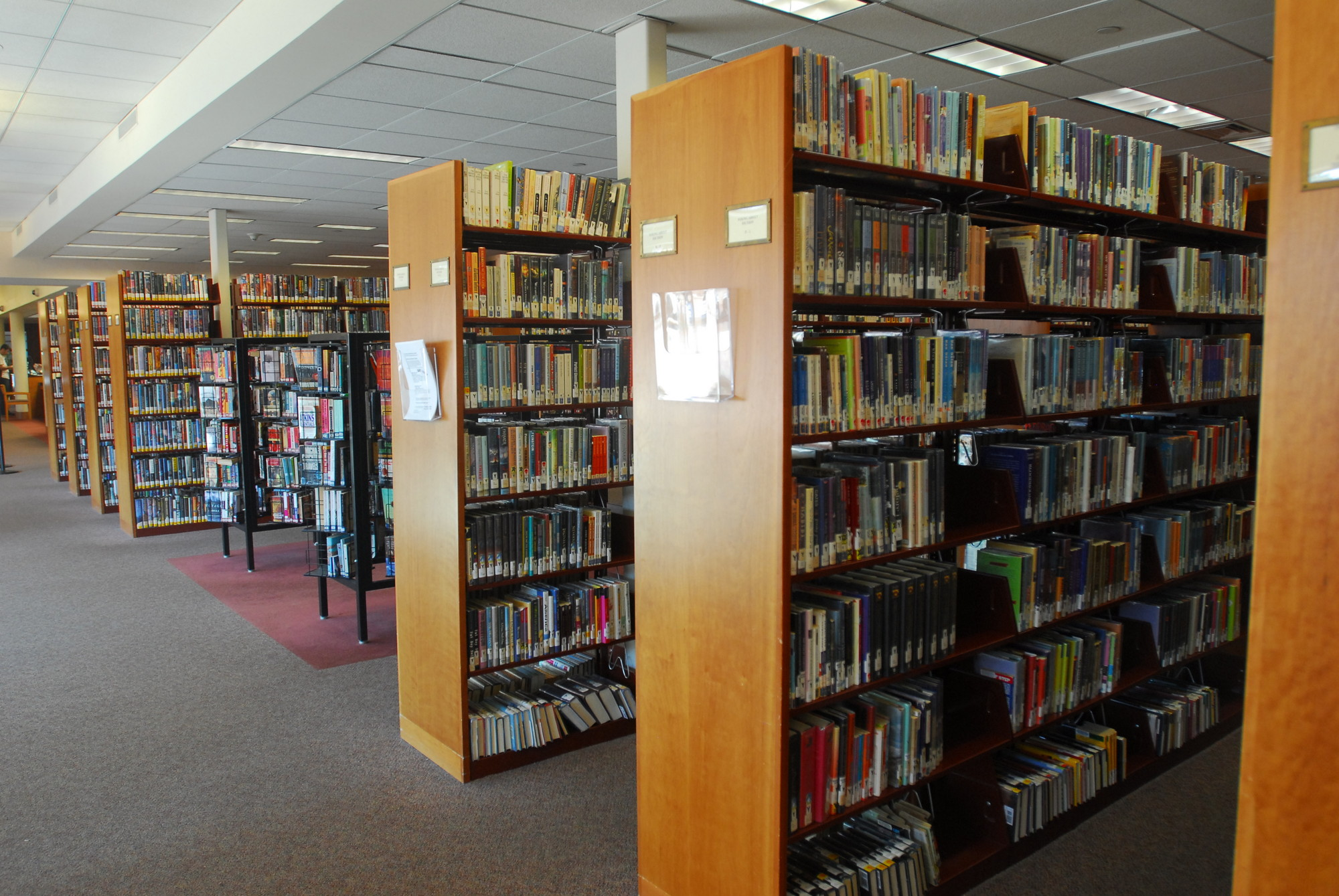 Peninsula Public Library in Lawrence and the Hewlett-Woodmere Public Library in Hewlett serve as safe havens for patrons after devastating storms such as Hurricane Sandy.