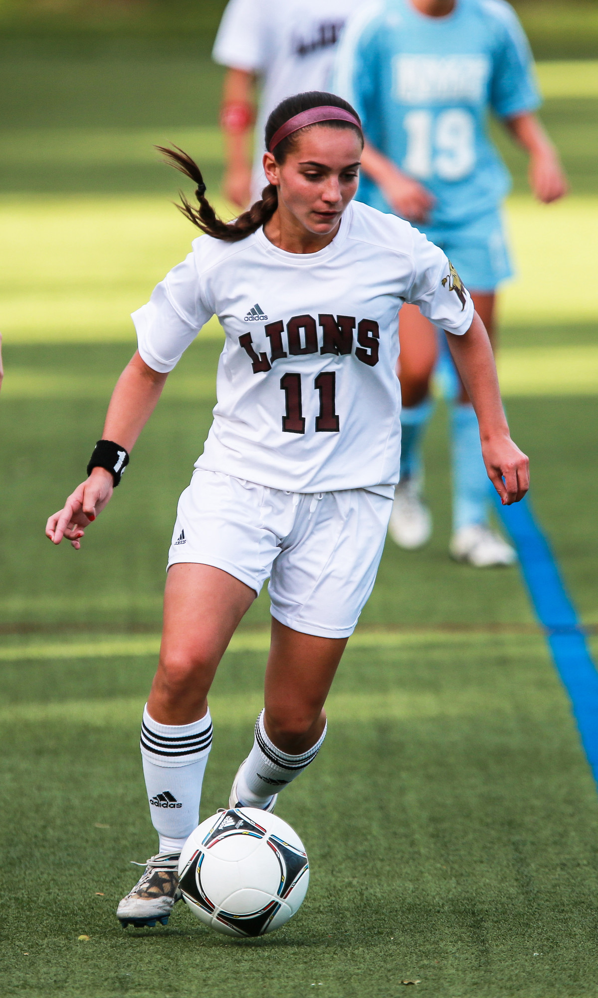 Alicia Mercurio is part of a much deeper Molloy women's team.