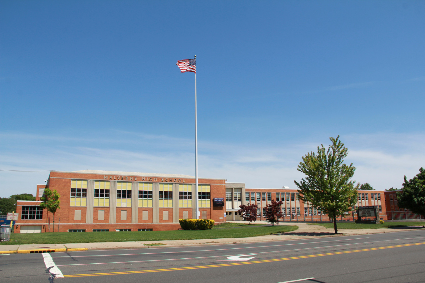 Malverne High School is the centerpiece of the school system.