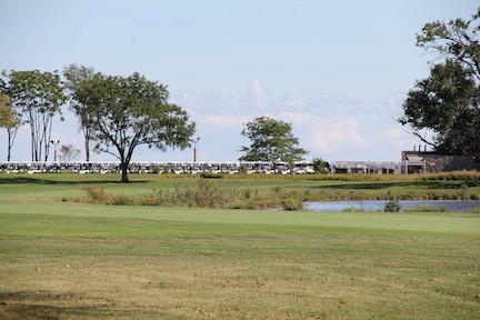 The lease for the former Middle Bay County Club in Oceanside, which reopened as the South Bay Country Club, was assigned to Tariq Kahn of Hewlett Harbor by the club's owner, but now he wants it terminated.