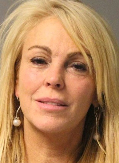 North Merrick resident Dina Lohan was arrested Saturday for driving while intoxicated and leaving the scene of a car accident, Nassau police said.