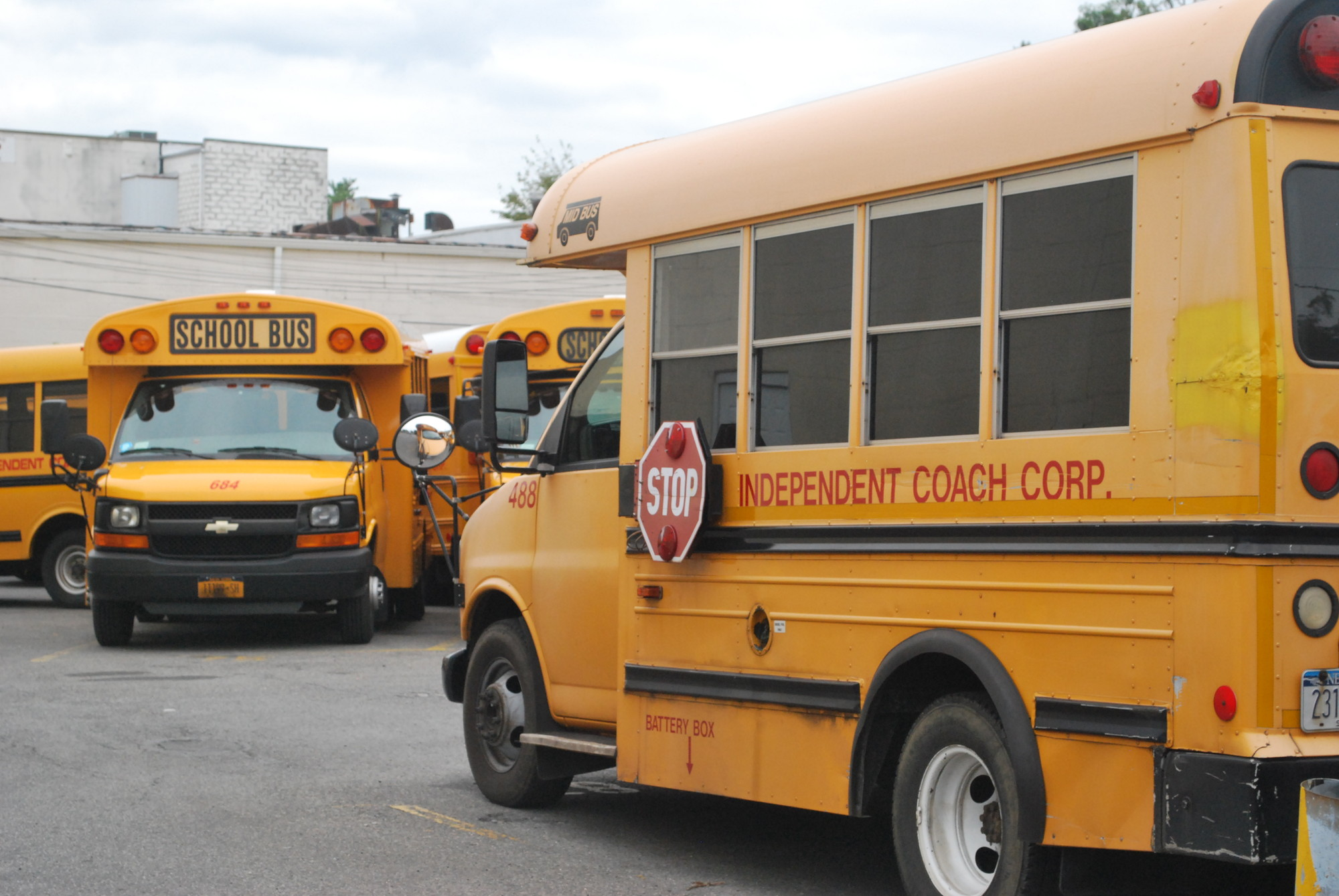 The Lawrence school district and Independent Coach sought to shorten the bus rides of yeshiva students traveling to schools across Long Island.