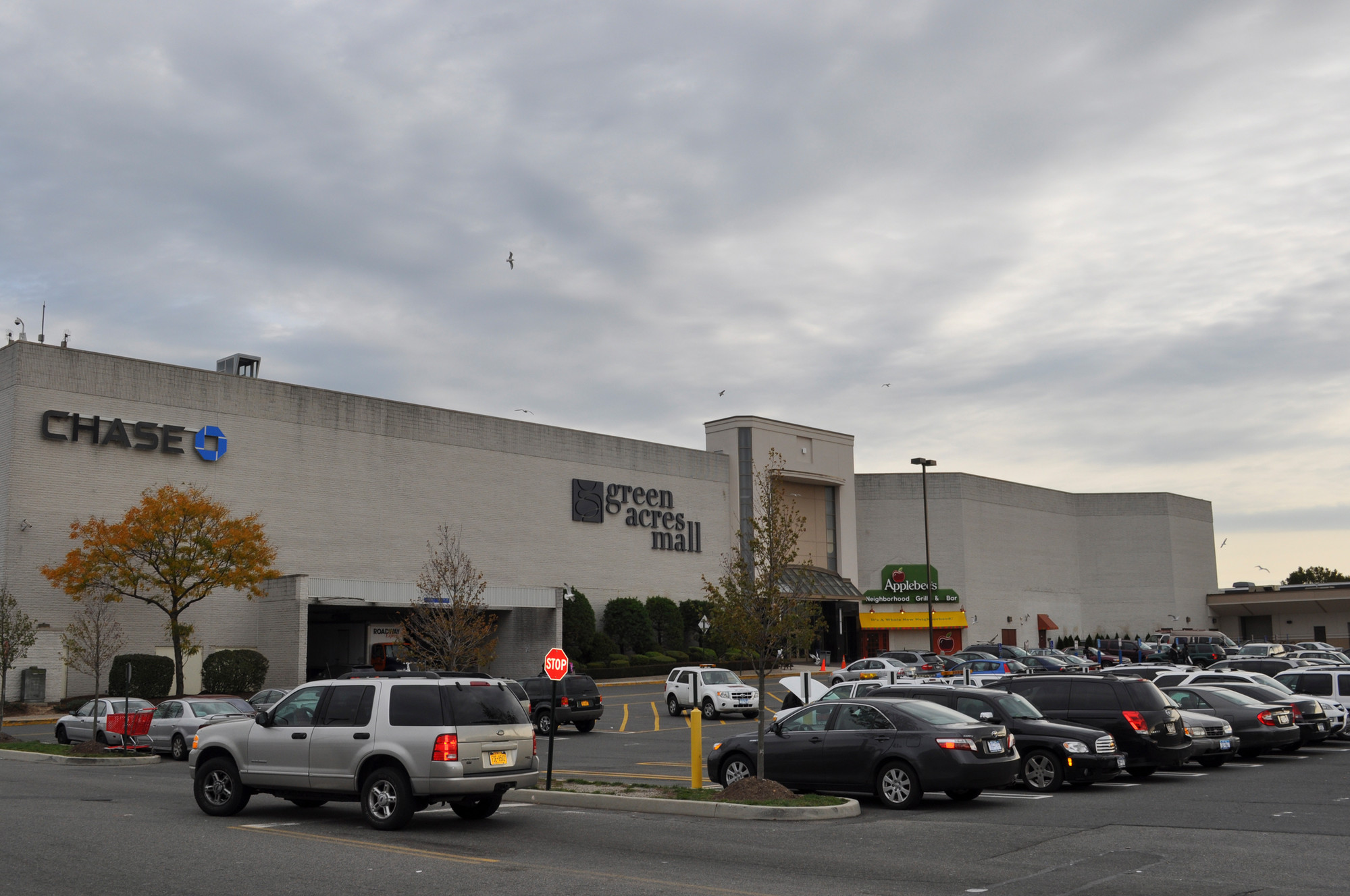 Green Acres Mall in Valley Stream is one of two regional shopping malls in the Town of Hempstead that is subject to new zoning requirements.
