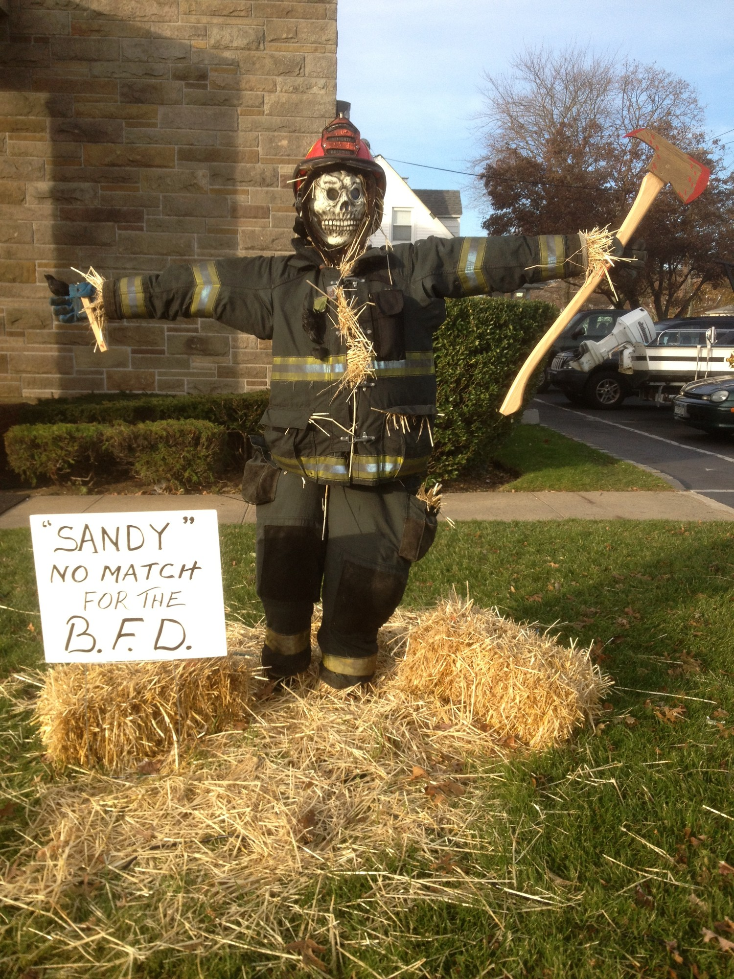 The Baldwin Civic Association