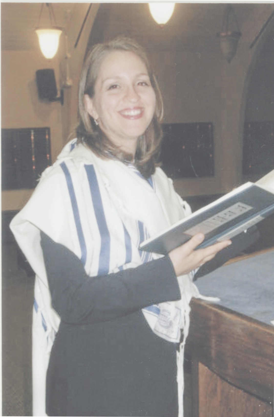 Congregants said that Rabbi Dahlia Bernstein has crafted meaningful, accessible and inspiring prayer services since she began her tenure at the Bellmore Jewish Center on Aug. 1.