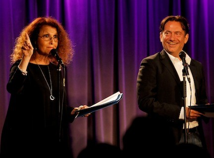 "Melissa Manchester and creator Eugene Pack will share the stage in ""Celebrity Autobiography"" on Friday."
