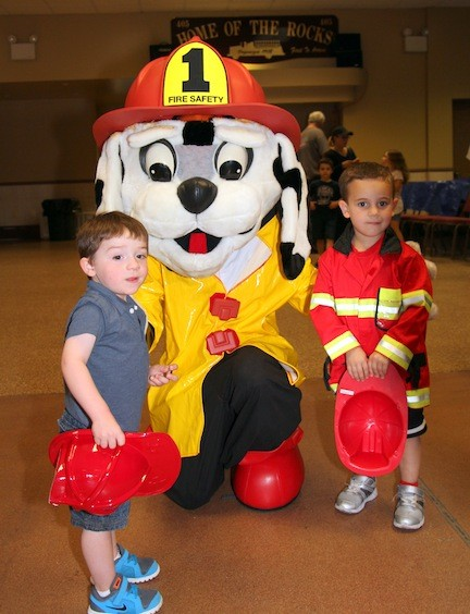 Jason McDermott and Just Lebowitz meet