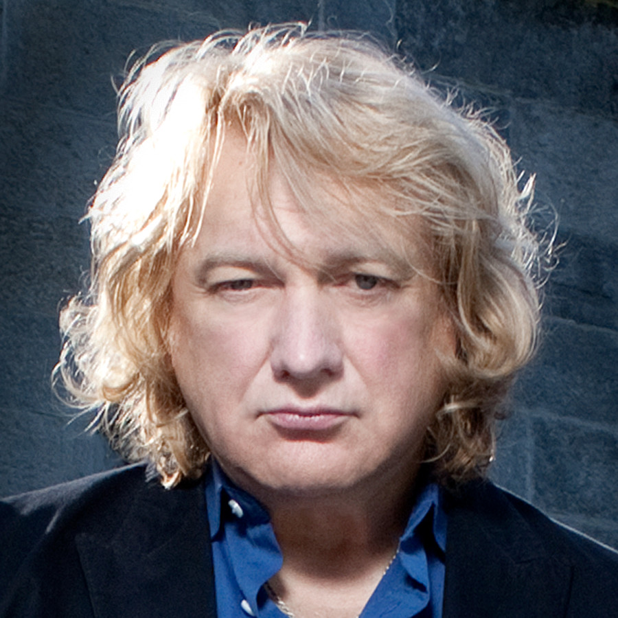 Lou Gramm is ready to rock at Landmark on Main Street.