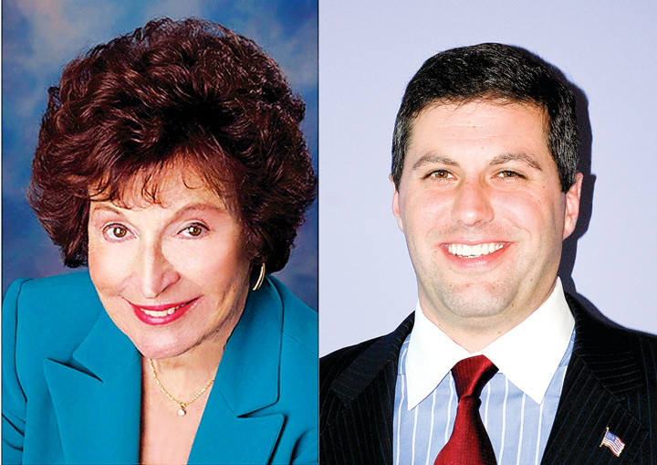 Republican incumbent Norma Gonsalves and Democratic challenger Ed Kraus are vying for the 13th Legislative District.