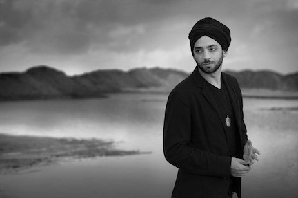 Idan Raichel performs with his world music collective on Friday.