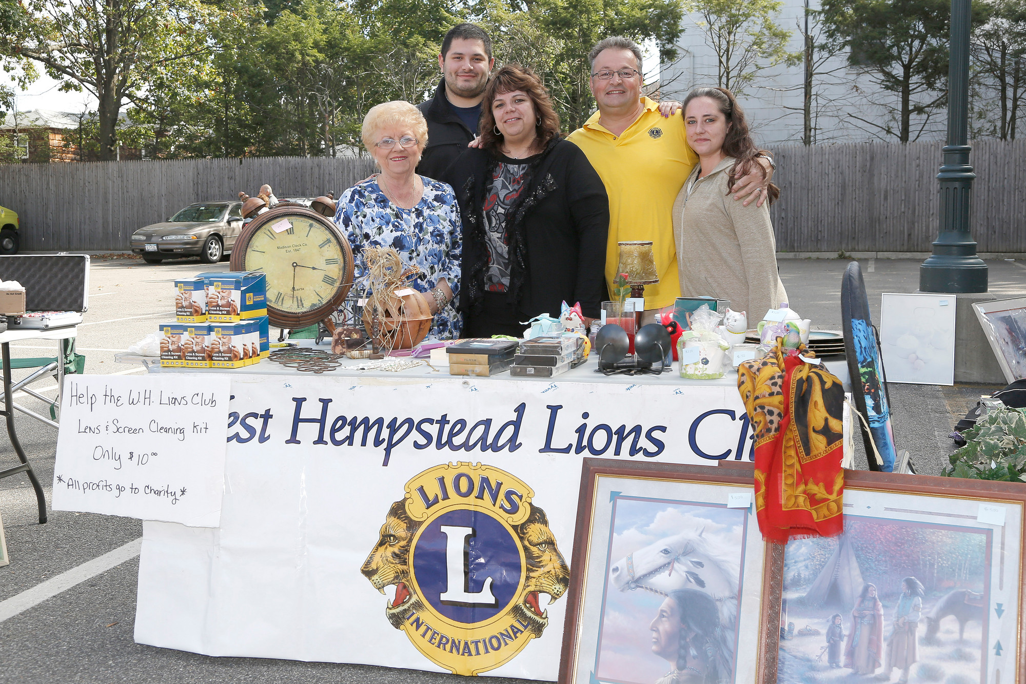 The West Hempstead Lions Club
