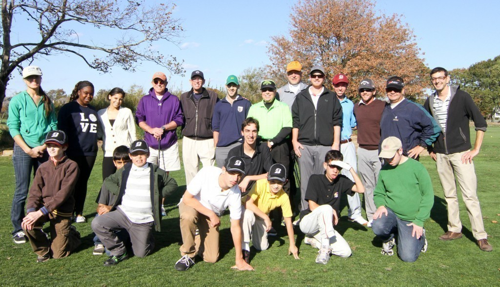 "The ""Play Golf"" program through the JCC of the Greater Five Towns boasts 12 members and nearly 15 volunteers and golf professionals."