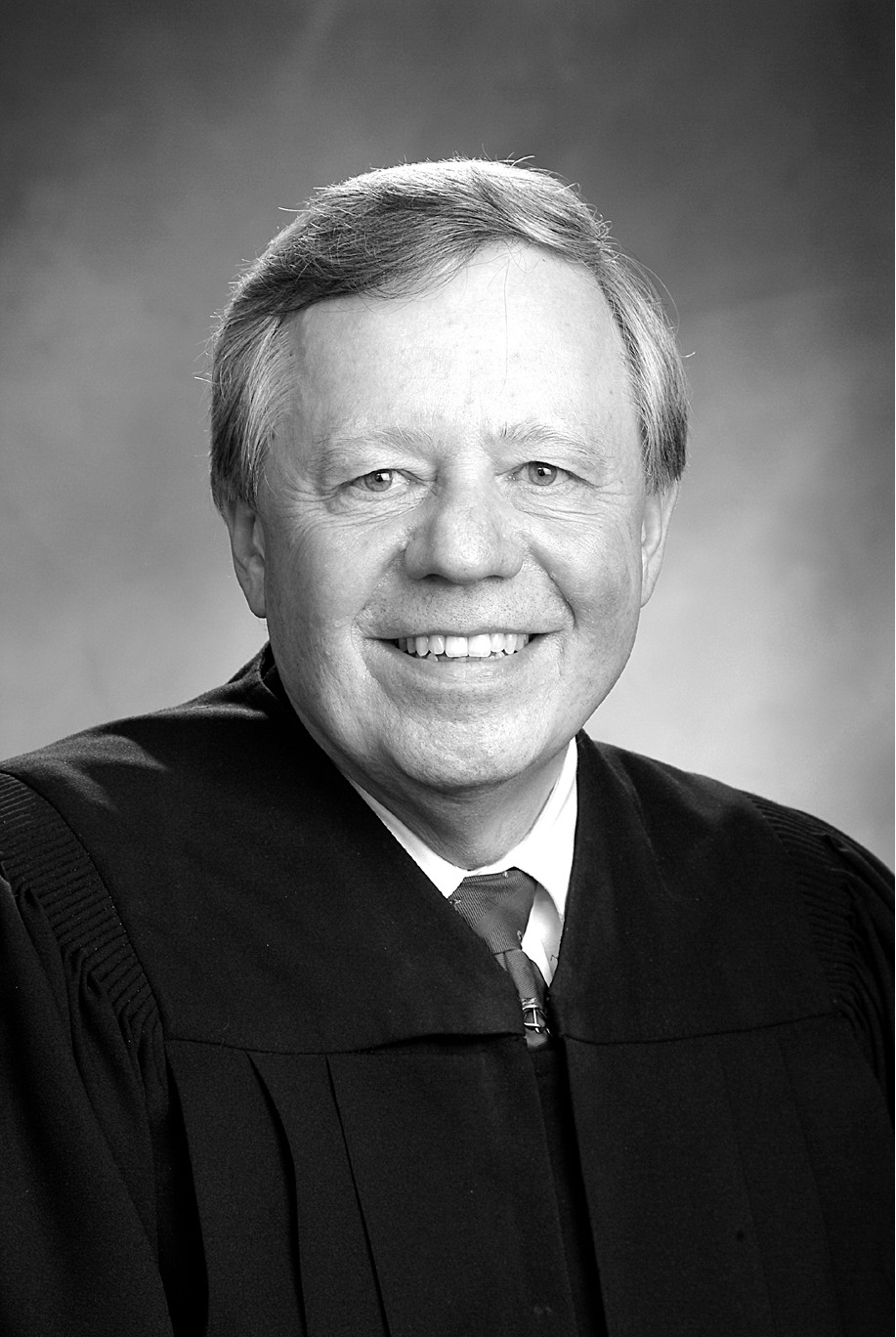 Supreme Court Judge John M. Galasso was re-elected on Tuesday.