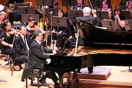 Pianist Jeffrey Biegel will take part in Dreams of the Fallen on Nov. 11