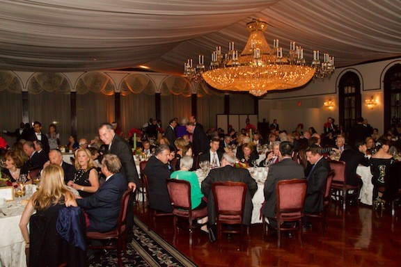 Temple Beth El held a gala dinner at its Cedarhurst temple to mark the Conservative congregation