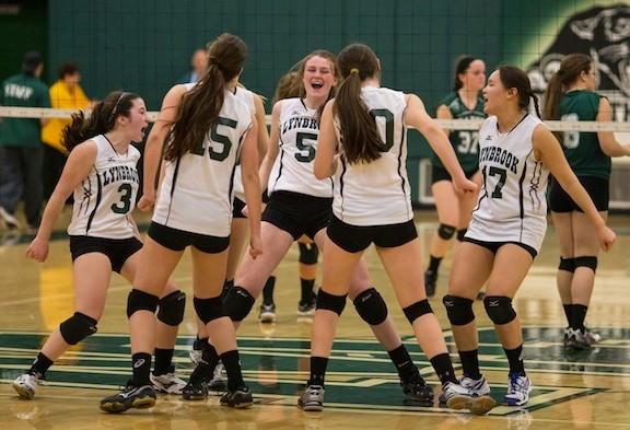 Lynbrook had plenty of reasons to celebrate on the volleyball court this season after reaching the Nassau Class B championship match.