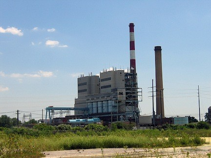 The Barrett Power Plant, in Island Park, provides nearly half of the tax levy money available to the Island Park schools.