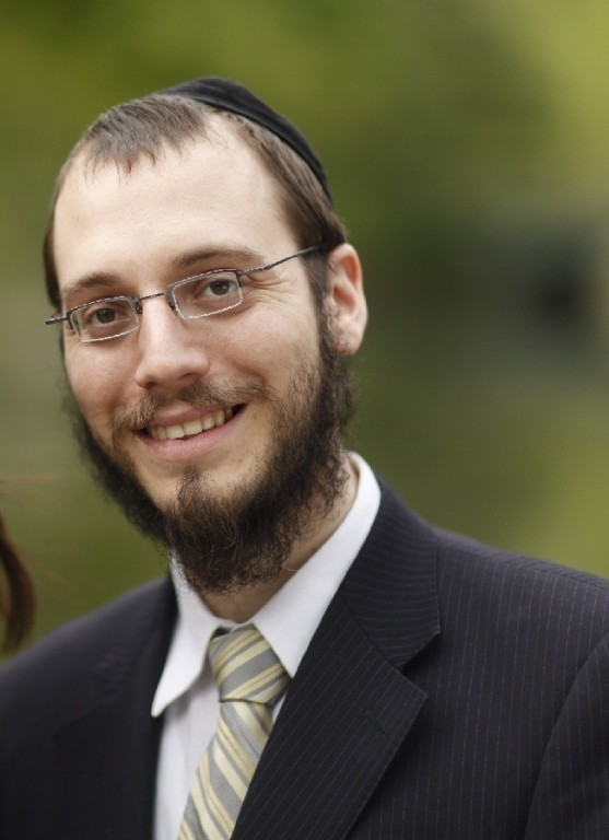 Rabbi Nochem Tenenboim of Chabad of Hewlett