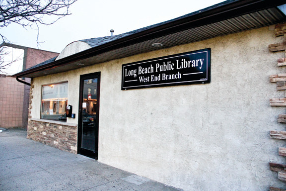 The Long Beach public library and the West End Neighbors Civic Association are in the process of determining the future of the West End branch, which was severely damaged by Hurricane Sandy, and has remained closed since the storm.