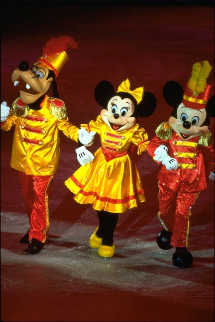 "Goofy, Minnie and Mickey bring a bevy of special friends to reprise some iconic stories when ""100 Years of Magic"" visits Nassau Coliseum next week."