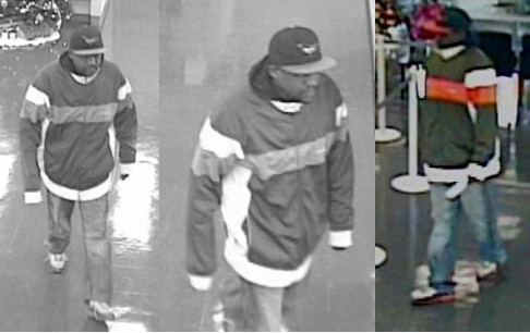 Police say this man is responsible for attempting to rob the Dime Bank in Valley Stream on Dec. 28.