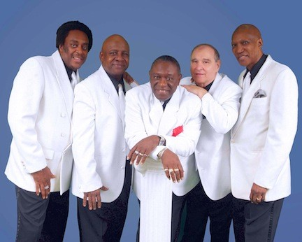 Eddie and the Starlites bring their classic doo wop harmonies to the Elmont Library theater on Sunday.