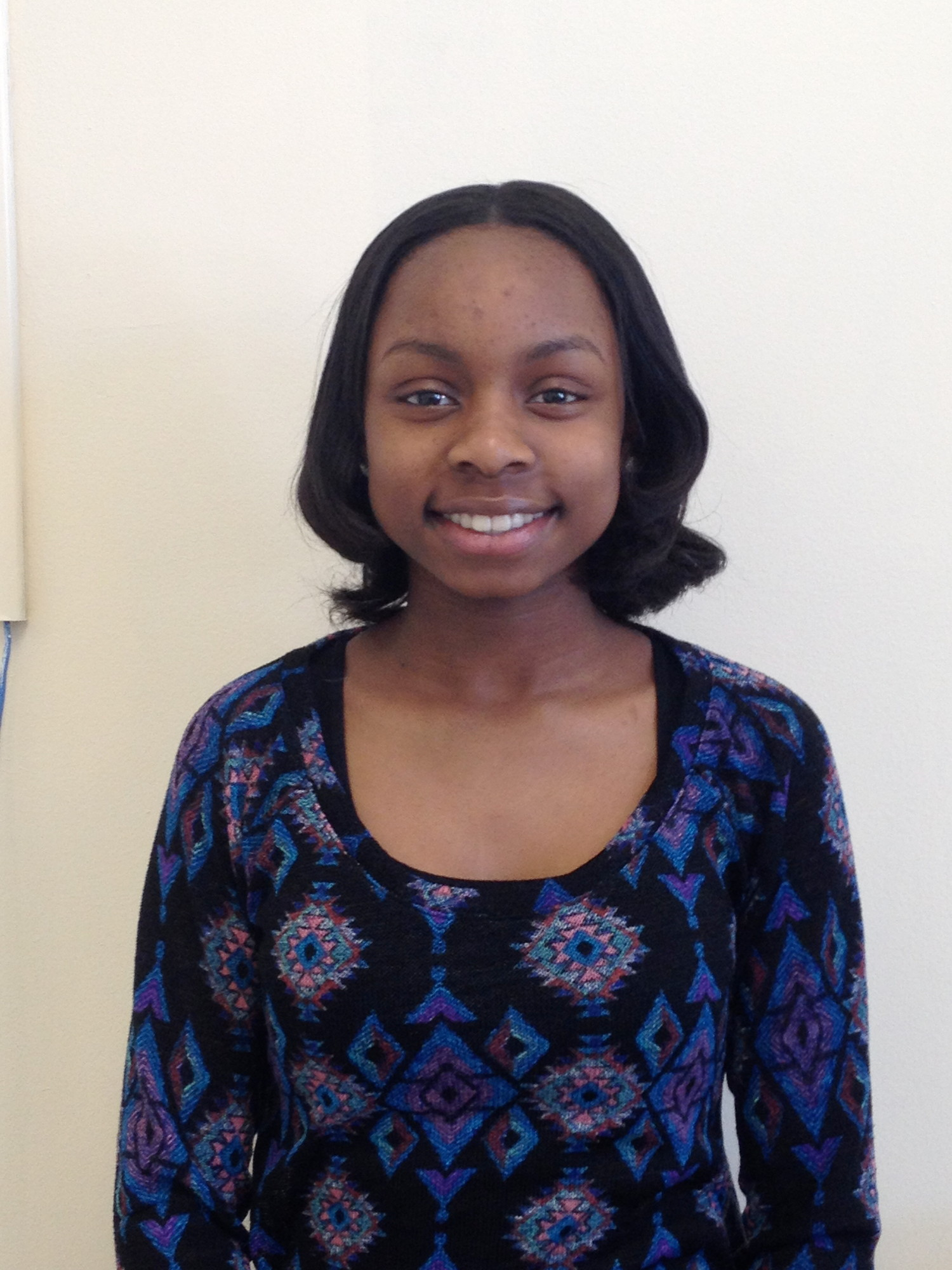 "The Malverne School District congratulated Dennise Gregory on being a published writer after her poem ""I Am Intelligent and Unique in My Own Way"" was featured in the international publication ""Creative Communications."""