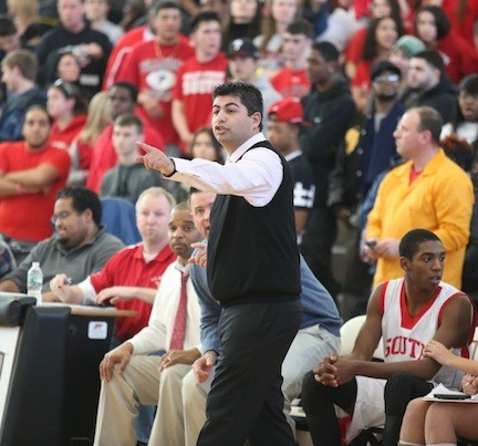 Matt Johnsen coached the team to its first county championship.