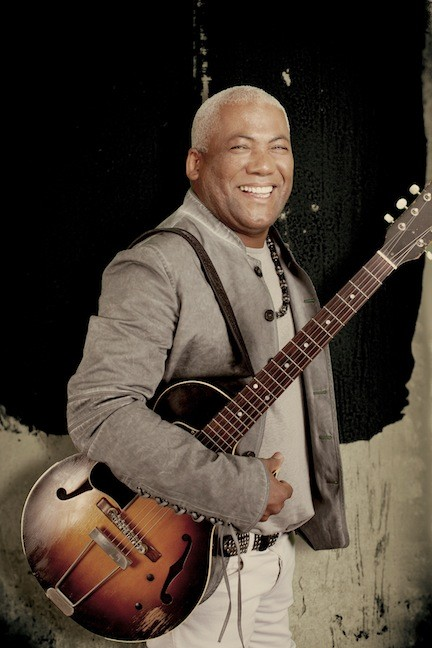 Jonathan Butler bring his jazz and R&B vibe to the Madison Theatre in Rockville Centre on March 8.