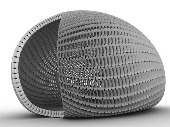 Project EGG, the first global collaborative 3D printing project of its kind.