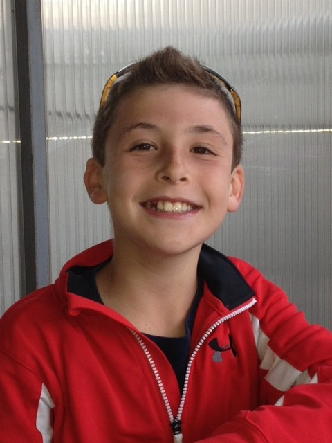 South middle schooler Zachary Bernstein died of a brain tumor last week.