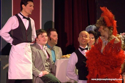"See BroadHollow Theatre Company's staging of the classic musical ""Hello Dolly"" in Elmont."