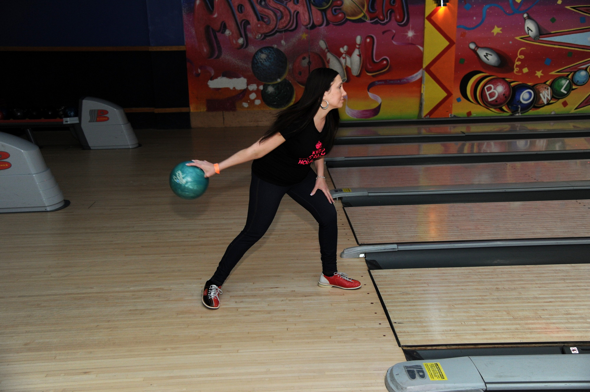Carmela Ciminera bowled for Bellmore