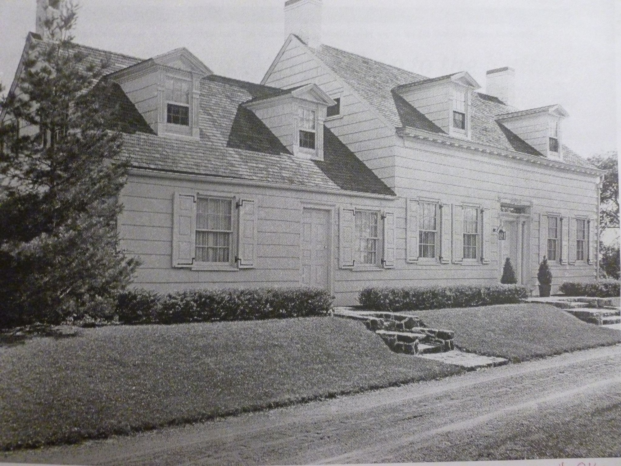 For more than two centuries, the Bedell House was located west of Mayfair Avenue in West Hempstead. It was transplanted to Old Bethpage Village Restoration in 1981.