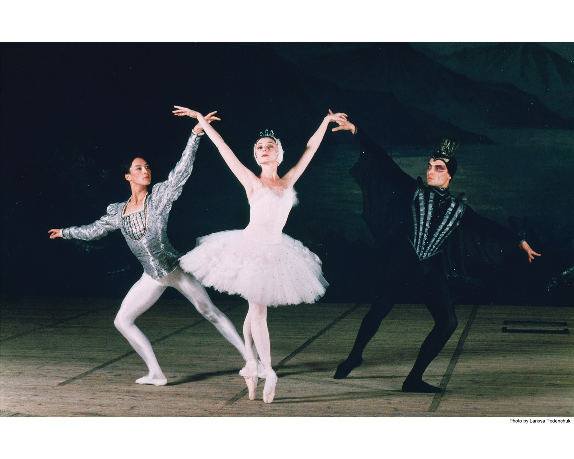 "The Moscow Festival Ballet performs ""Swan Lake"" at the Madison Theatre in Rockville Centre on April 10."