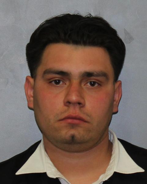 Luis Guevara-Henriquz, 26, of Hempstead, was arrested on April 14 after passengers aboard the bus he was driving were found intoxicated, State Police said.