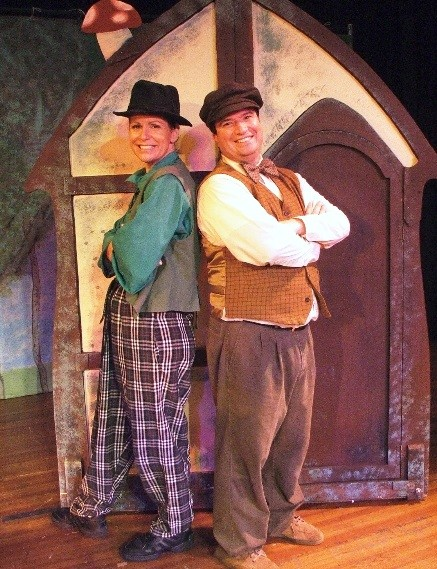 Follow the adventures of best friends Frog and Toad in this peppy musical based on the popular book series, presented by Plaza Theatrical Productions, at Long Island Children's Museum on Saturday.