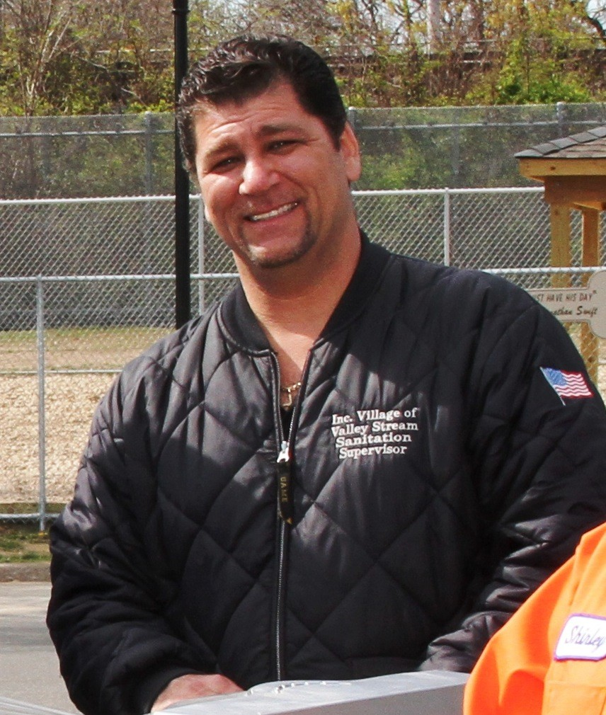 Wayne Mastrangelo, Valley Stream�s Sanitation supervisor, died last Friday at 47.