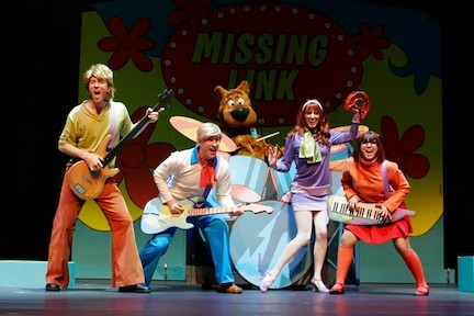 "Scooby and the gang are ready for a new adventure when ""Scooby Doo Live"" visits the NYCB Theatre at Westbury on Saturday."