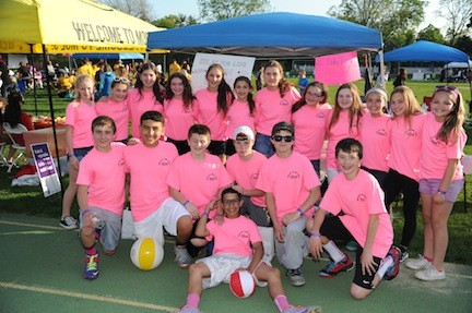 Pinky Promise, coordinated by Nicole Barrett, raised $2,220. The Lynbrook Buckeyes and St. James United Methodist Church were the top fundraisers.