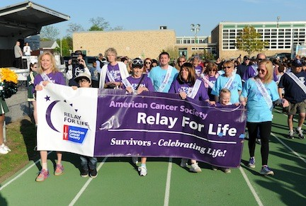 Lynbrook's South Middle School hosted the annual Relay for Life event last Saturday. The event raises awareness of — and funds for — cancer research.