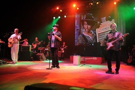 Michael Nesmith, Mickey Dolenz and Peter Tork bring their Monkees reunion tour to The Paramount on May 25.