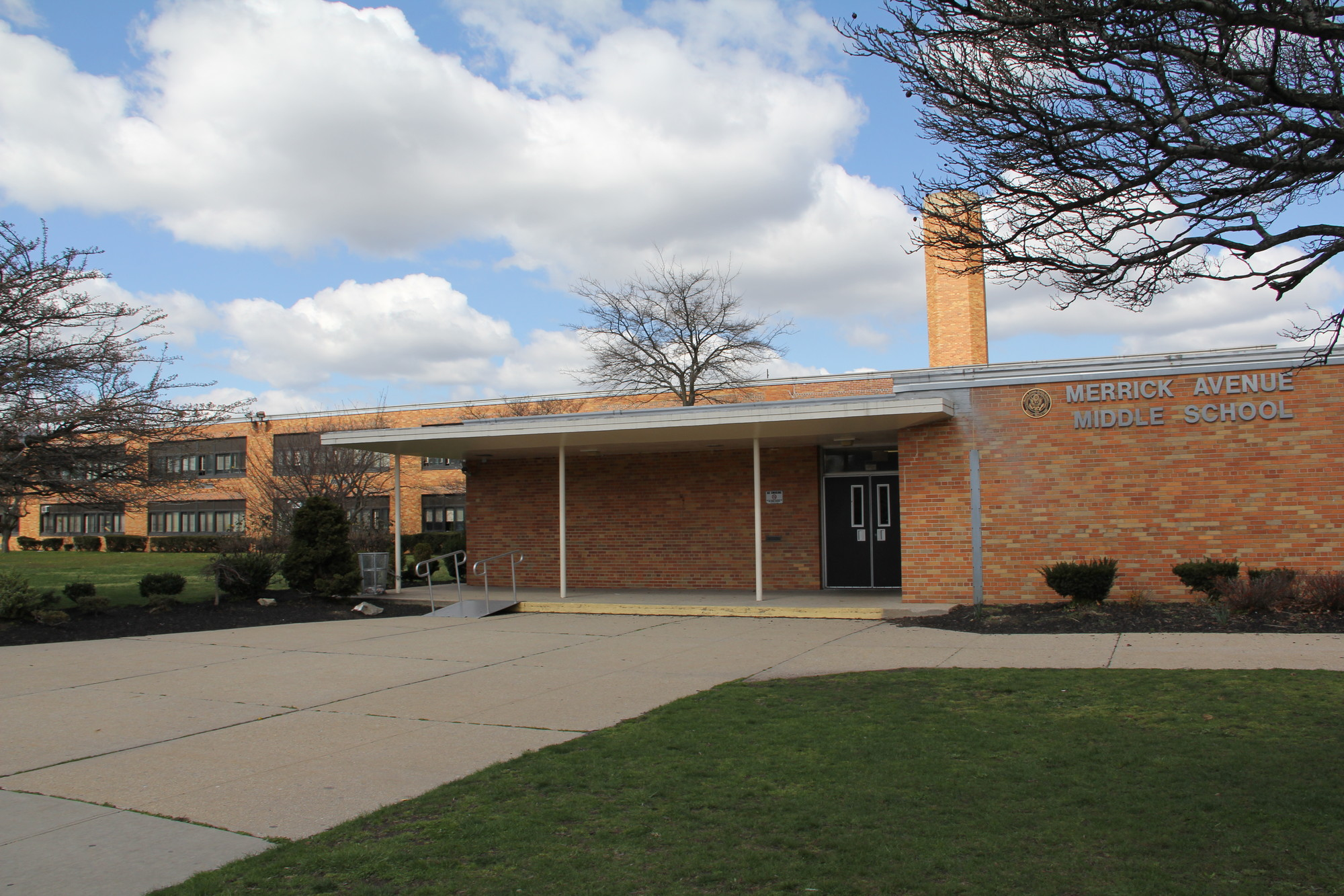 Last year, three Merrick Avenue Middle School students allegedly spread false rumors online that a lewd video contained images of a girl who attended Merrick elementary schools before moving to a private school in seventh grade, according to a lawsuit the girl's parents filed against the Bellmore-Merrick Central High School District.