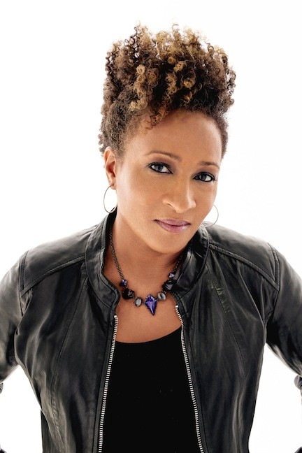 Wanda Sykes appears at the NYCB Theatre at Westbury on Saturday.