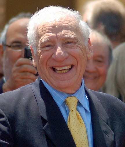 Comedic actor, director and producer Mel Brooks is supporting his great-nephew, Todd Kaminsky, in his bid for State Assembly.