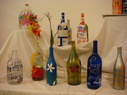 Youth Council members decorated many 
