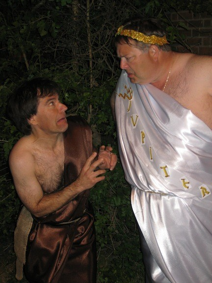 "In ""Thespis,"" Gilbert and Sullivan's lighthearted spoof, a troupe of actors make their way to Mount Olympus."
